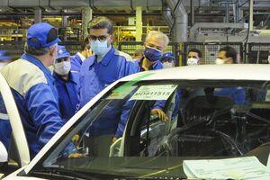 دناپلاس توربوشارژ با گیربکس شش سرعته به تولید آزمایشی رسید/ افزایش تولید تارا به روزانه ۷۵ دستگاه