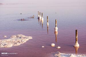 روند معکوس احیای دریاچه ارومیه