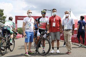 شکایت عجیب فدراسیون از رکابزن المپیکی؛ دوچرخه را پس بده!