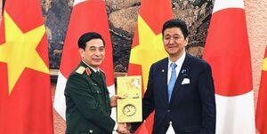 ژاپن به ویتنام تجهیزات و تکنولوژی نظامی میفروشد