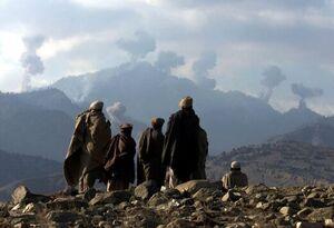 آنچه که در بیست سال گذشته بر افغانستان گذشت +کاریکاتور