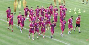 تراکتور فردا با ۱۶ بازیکن راهی قطر می شود