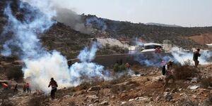 تیراندازی فلسطینیان به سمت نظامیان اسرائیلی در کرانه باختری