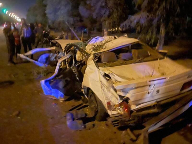حسن جمالی از مداحان سرشناس مشهد درگذشت +عکس و فیلم