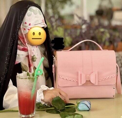 نماینده پرنسسهای دیزنی در اینستاگرام/ خط باریک حجاب اصیل و تبرج