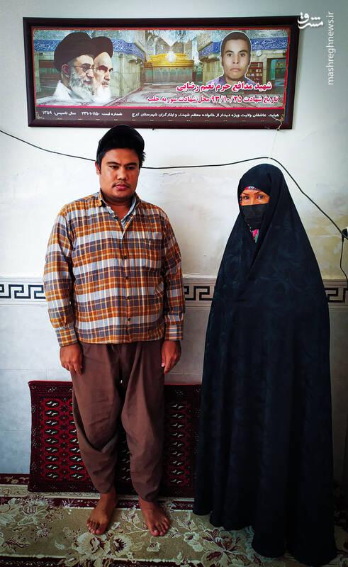 مزاحمت شهرداری برای پدر شهید! + بدون عکس