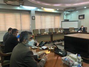 عکس/ دیدار گروسی با رئیس سازمان انرژی اتمی ایران