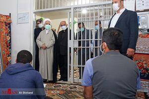 نگاهی به ۴ بازدید رئیس دستگاه قضا از زندانهای کشور
