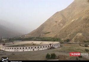 نیروهای احمد مسعود احتمالاً در کوهها هستند +فیلم