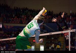 پایان روز اول والیبال قهرمانی آسیا