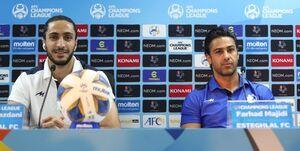 یزدانی:بازی فردا ال کلاسیکوی آسیا است