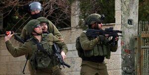 تیراندازی به سمت نظامیان اسرائیل در کرانه باختری