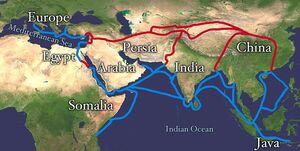 الزامات ایران برای ارتقا جایگاه در طرح جاده ابریشم