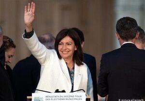 شهردار پاریس رسما نامزد انتخابات ریاست جمهوری شد