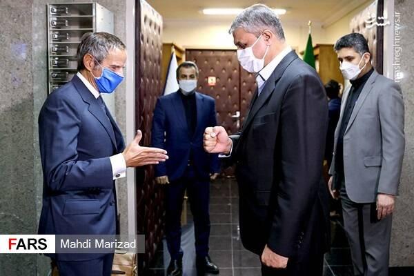 ایران و آژانس برای ادامه مذاکرات فنی توافق کردند +بیانیه