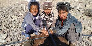 خدمتی خالصانه به مردم منطقه محروم سیستان و بلوچستان +عکس