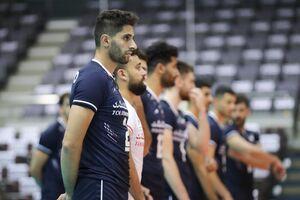 ایران ۳ - تایلند صفر/ پیروزی و صعود بیدردسر والیبال ایران
