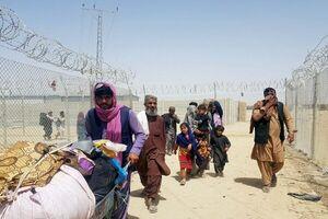 وضعیت اسفناک کمپ آوارگان افغانستانی +عکس
