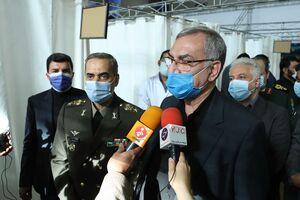 فیلم/ وزیربهداشت: واکسن فخرا به تایید رسیده است