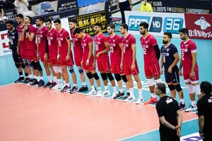 نتایج روز دوم مسابقات والیبال قهرمانی آسیا/ غافلگیری ساموراییها مقابل بحرین