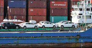 موضوع واردات خودرو فعلا منتفی شد؟