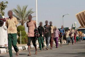 آزادی ۷۰ دانش آموز ربوده شده از چنگ آدم ربایان در نیجریه