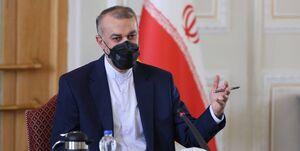 امیرعبداللهیان: ارتباط کنونی ما با افغانستان برای تسهیل کمک به مردم این کشور است