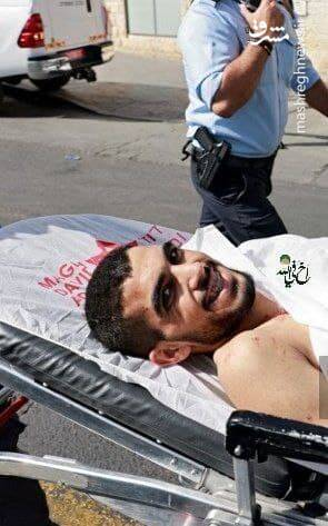 حکایت جوانی که پرصلابت میخندد!  +عکس