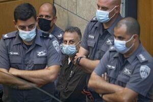 بازداشت آخرین اسرای فلسطینی عملیات جلبوع +فیلم