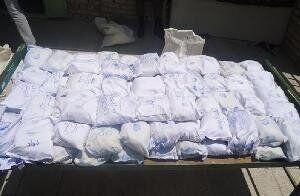کشف بیش از ۶۲ کیلو موادمخدر توسط پلیس فرودگاه