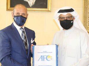 وزیر ورزش عراق رئیس فدراسیون فوتبال شد