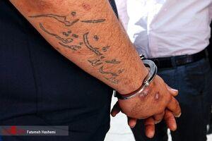 بازداشت عامل اصلی شرارت در خیابان منوچهری