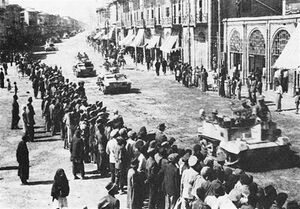 بازخوانی اسناد اشغال ایران توسط متفقین