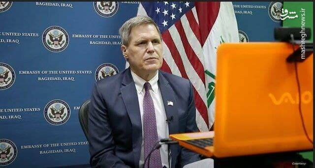 عصبانیت سفیر امریکا از نزدیکی ایران و عراق