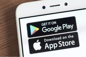 گوگل پلی و اپ استور