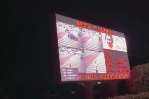 فیلم/ تنبیه جالب چینیها برای رانندگان متخلف