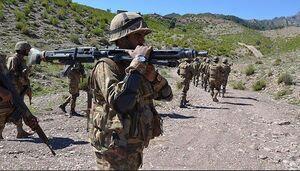 ارتش پاکستان: ۷ نظامی و ۵ مهاجم در عملیات ضد تروریستی کشته شدند