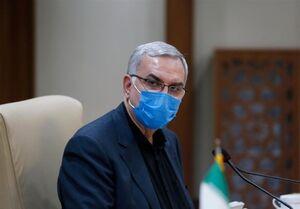 وزیر بهداشت: هرکس از کشور خارج میشود باید کارت واکسن داشته باشد