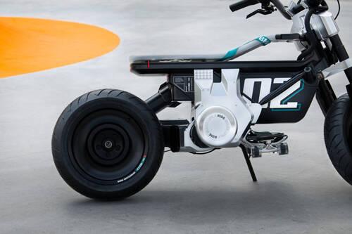 یک موتورسیکلت خفن+عکس