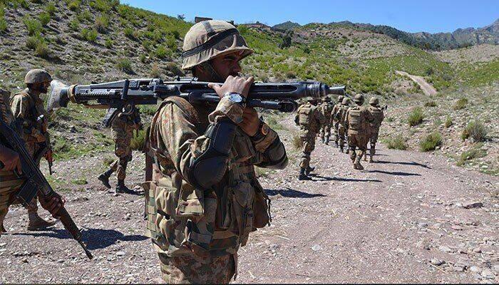 ارتش،پاكستان،نيروهاي،وزيرستان،تروريستي