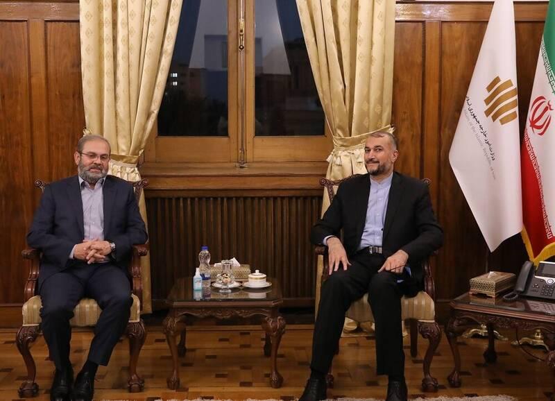 لبنان،جمهوري،اسلامي،ايران،دولت،عبداللهيان،امير