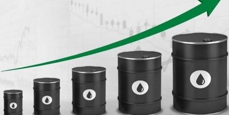 نفت،بشكه،كاهش،افزايش،خام،دلار،ماه