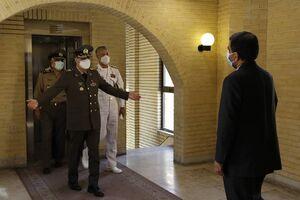 توضیح ضرغامی درباره همکاری ارتش با میراث فرهنگی