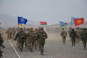 سه رزمایش نظامی در نزدیکی مرز تاجیکستان و افغانستان برگزار میشود