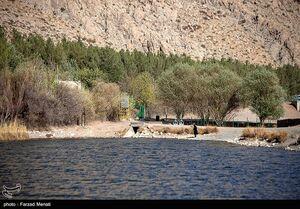 عکس/ تلاش برای احیا تالاب هشیلان در کرمانشاه