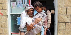 جنایات ائتلاف سعودی فقط در مأرب؛ کشته و زخمی شدن ۱۷۰۰ نفر