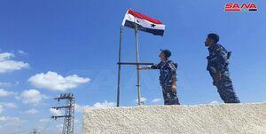 تسلط ارتش سوریه بر یک شهر دیگر؛ استان درعا در آستانه کنترل کامل