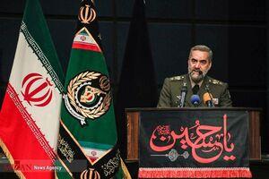 وزیر دفاع: اقتدار امروز کشور مرهون تجربیات دفاع مقدس است