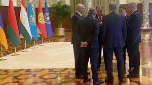 برگزاری جلسه رهبران سازمان پیمان امنیت جمعی پشت درهای بسته