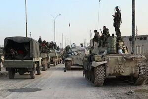 ارتش سوریه در آستانه تسلط کامل بر استان «درعا» قرار گرفت